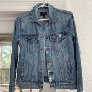 Lucky Brand Womens Denim Jacket